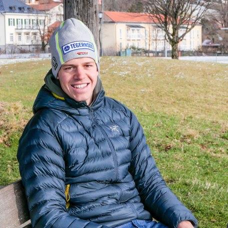 Skirennfahrer Toni Tremmel, © DER TEGERNSEE, Isabelle Munstermann