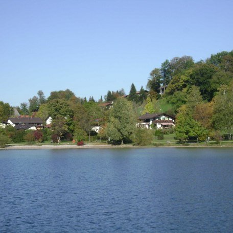 Ansicht vom See aus, © im-web.de/ Tourist-Information Gmund am Tegernsee