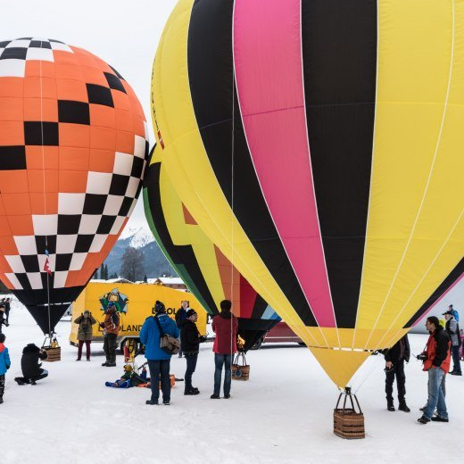 Montgolfiade-Ballone, © Thomas Müller