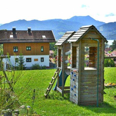 Blick auf die Villa Schönblick, © im-web.de/ Tourist-Information Gmund am Tegernsee