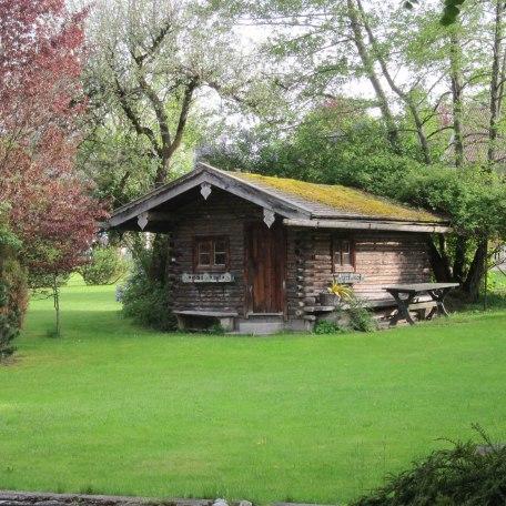 Gartenhäuschen, © im-web.de/ Tourist-Information Rottach-Egern