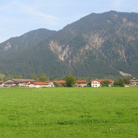Der Weiler Ellmau - Richtung Enterrottach, © im-web.de/ Tourist-Information Rottach-Egern