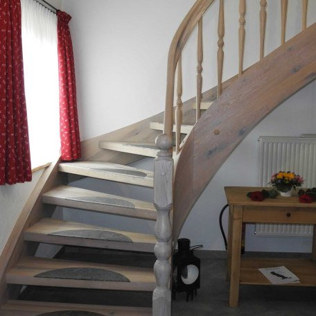Der Aufgang zu den Ferienwohnungen 1 und 2, © im-web.de/ Tourist-Information Bad Wiessee