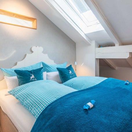 Schlafzimmer 2, © im-web.de/ Tourist-Information Bad Wiessee