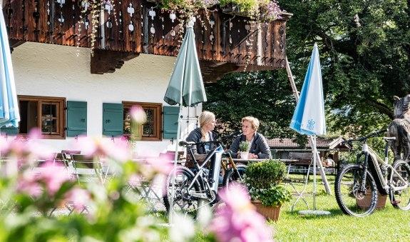 E-Bike Tour mit Schmankerl, © Thomas Müller