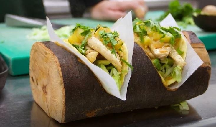 Kulinarische Grüße vom Tegernsee - Taco, © Der Tegernsee