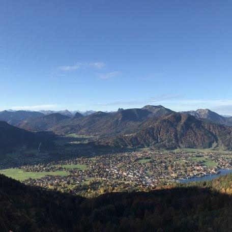 Aussicht Riedersteinkapelle, © Der Tegernsee