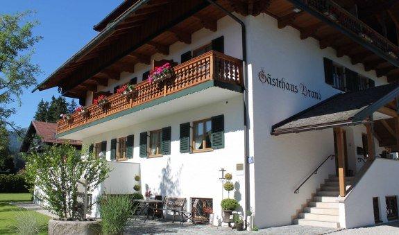 Unser Haus von außen, © im-web.de/ Tourist-Information Bad Wiessee