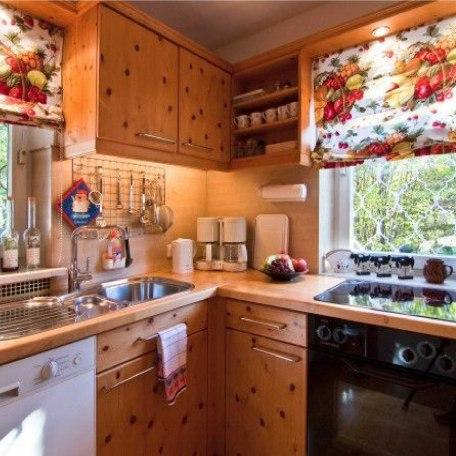 Küche, © im-web.de/ Tourist-Information Rottach-Egern