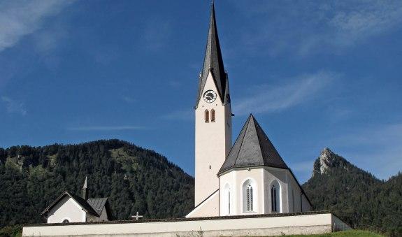 Kirche St. Leonhard Kreuth, © Gemeinde Kreuth-Hörth