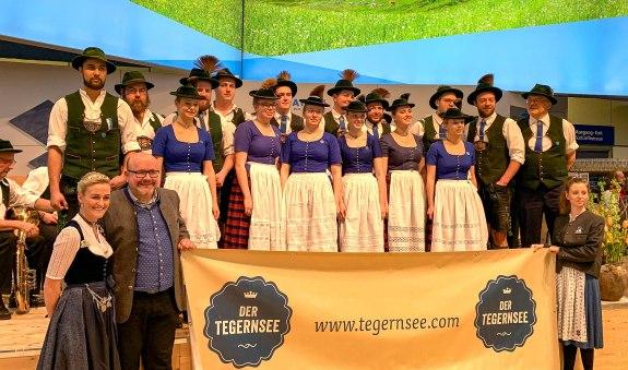 TTT Messe Grüne Woche Berlin, © Der Tegernsee, Christian Kausch