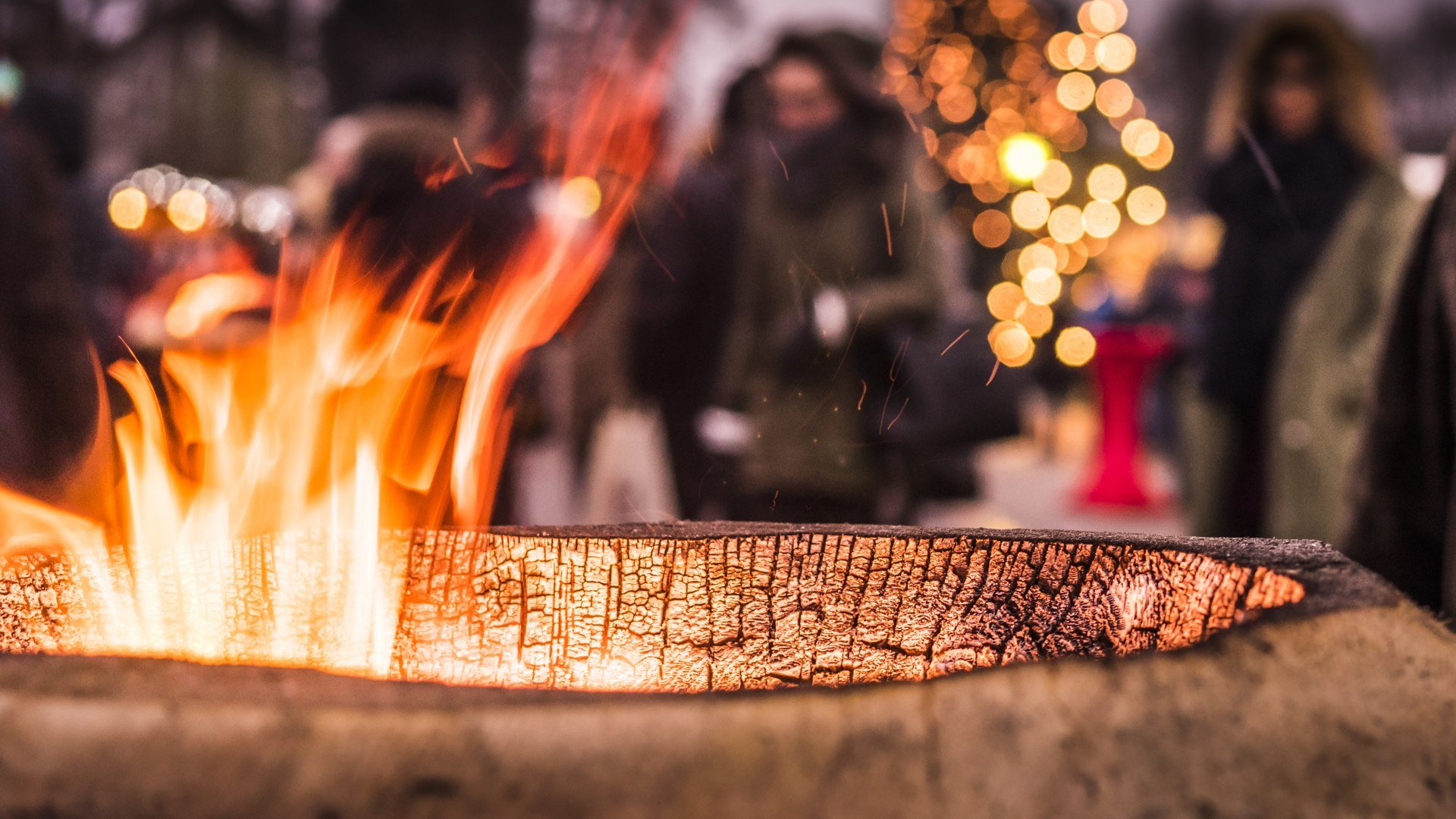 Lagerfeuer Advent