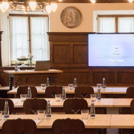 Gasthof Herzog Maximilian Nebenraum Meetingraum, © Gasthof Herzog Maximilian