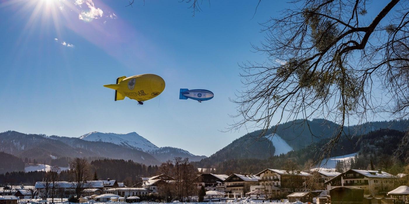Heissluft- Luftschiffe, © Stefan Schiefer