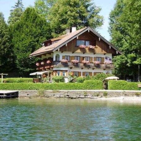 Haus Seeblick direkt am Tegernsee, © im-web.de/ Tourist-Information Bad Wiessee