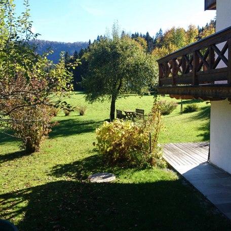 Der Garten im Herbst, © im-web.de/ Tourist-Information Kreuth