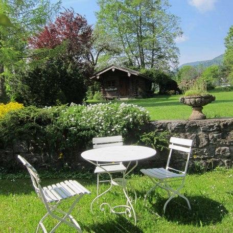 Gartenimpression, © im-web.de/ Tourist-Information Rottach-Egern