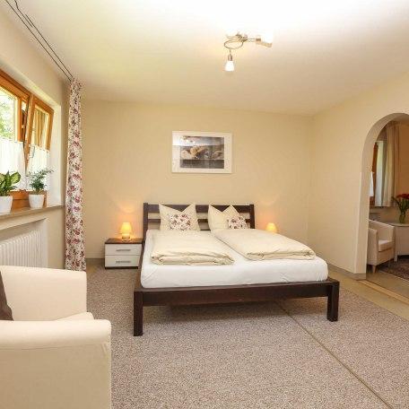 Mehrbettzimmer ohne Balkon, © im-web.de/ Tourist-Information Bad Wiessee
