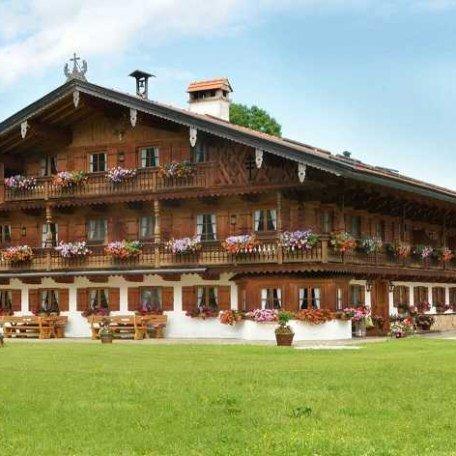 Sommer am Kaindlhof, © im-web.de/ Tourist-Information Rottach-Egern
