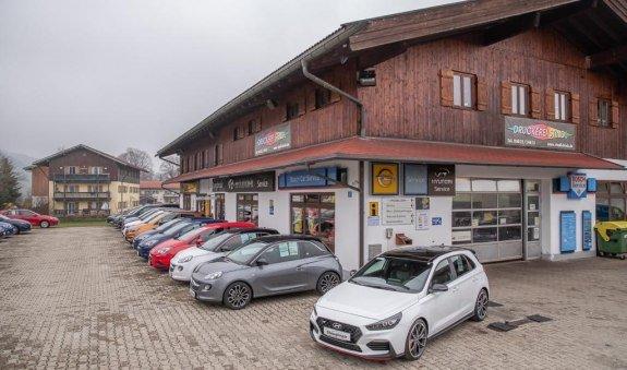 Autohaus Stanglmair Kreuth, © Autohaus Stanglmair