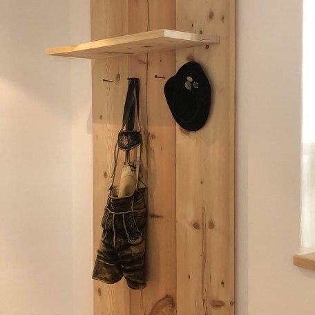 Garderobe, © im-web.de/ Alpenregion Tegernsee Schliersee Kommunalunternehmen