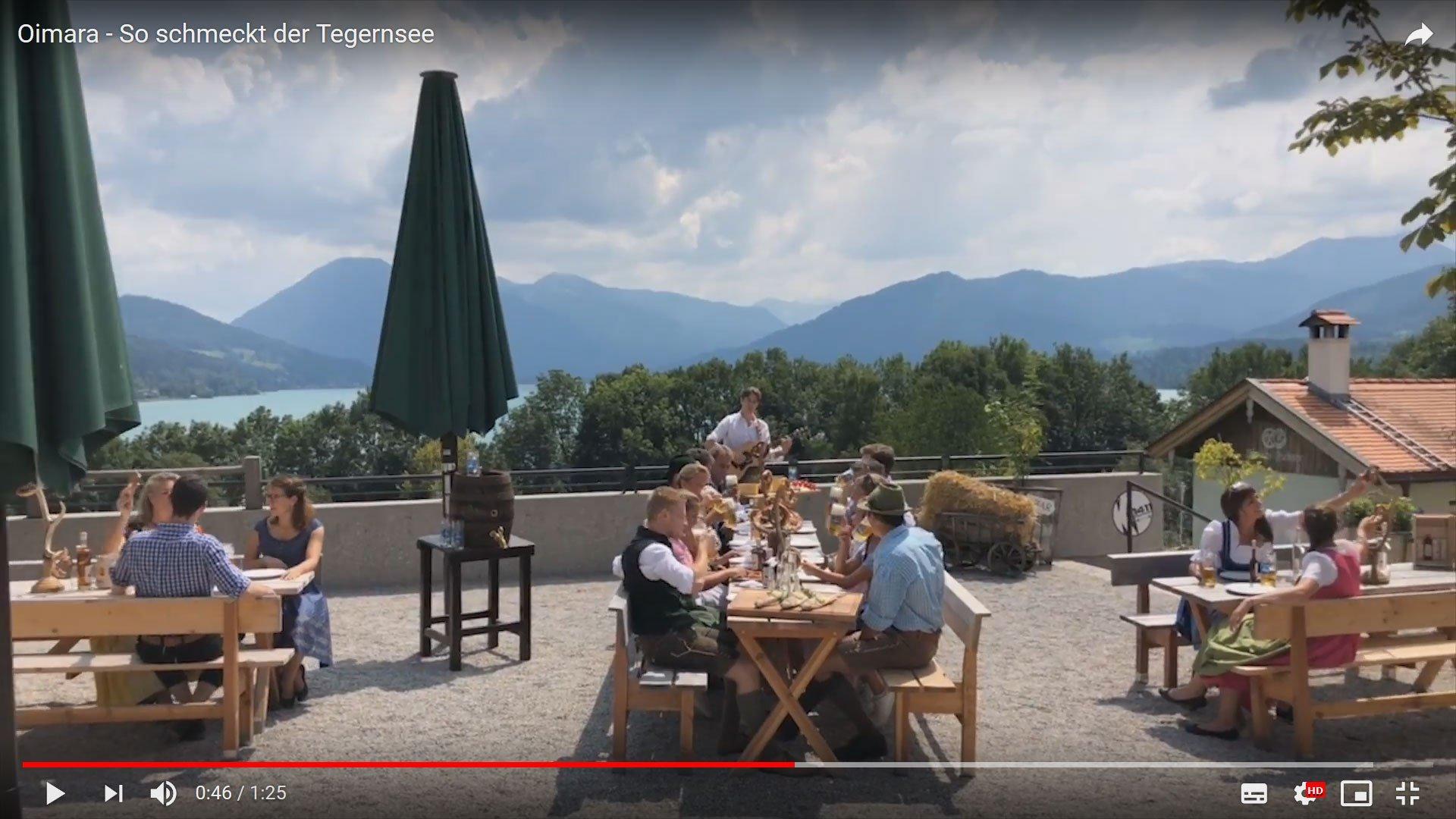 Video - So schmeckt der Tegernsee