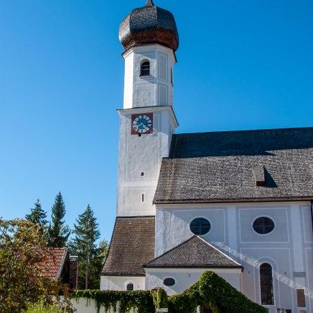 Kath. Kirche St. Aegidius Gmund 2, © Der Tegernsee, Sabine Ziegler-Musiol