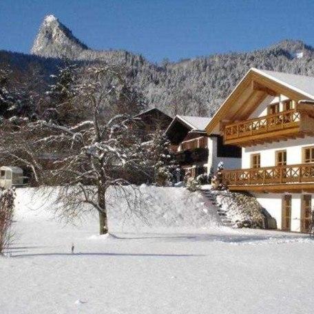Hausansicht Winter, © im-web.de/ Tourist-Information Kreuth