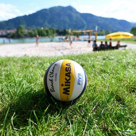 Beachvolleyball Point, © Volleyballclub Tegernseer Tal e.V.