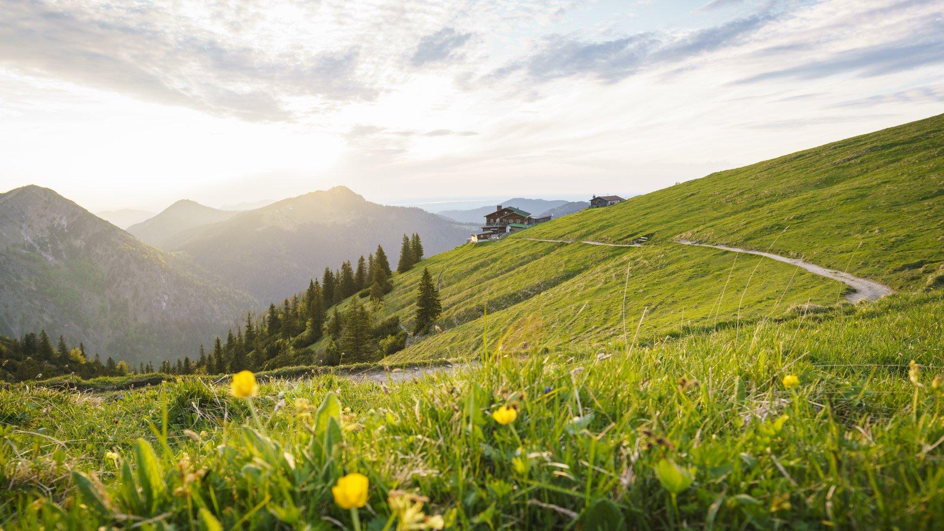 Alpenüberquerung , © Dietmar Denger