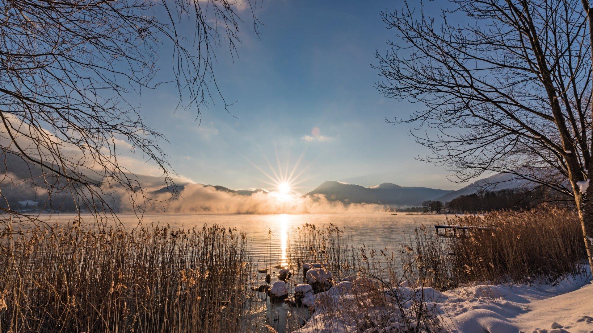 Winter am Tegernsee, © Peter Prestel