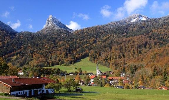 Bergsteigerdorf Kreuth, © Gemeinde Kreuth