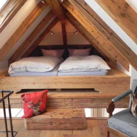 Teehaus ab 110,00 EUR Schlafraum, © im-web.de/ Tourist-Information Rottach-Egern