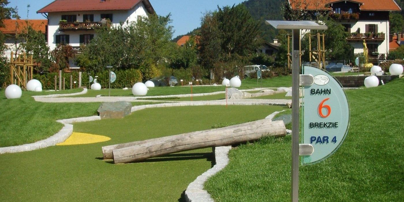 Spielgolf Tegernsee