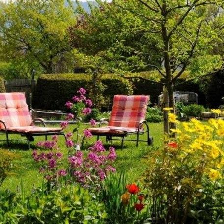 Unser Garten, © im-web.de/ Tourist-Information Bad Wiessee