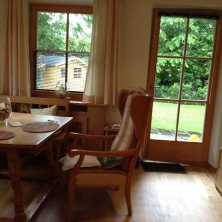 Wohnzimmer Essecke, © im-web.de/ Tourist-Information Rottach-Egern