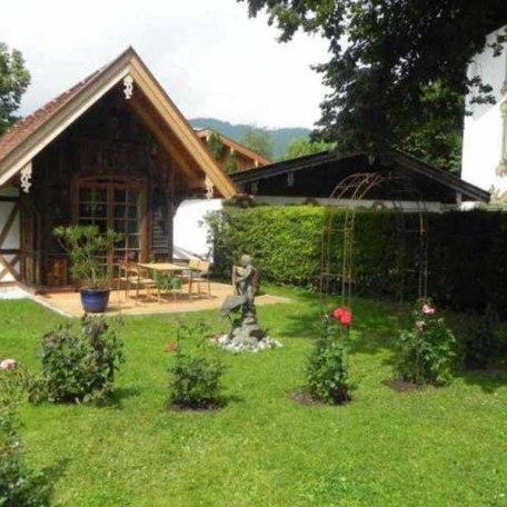 Teehaus ab 110,00 EUR, © im-web.de/ Tourist-Information Rottach-Egern