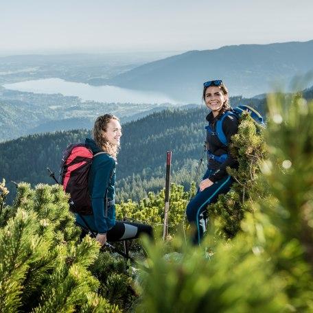 Wandern Hirschberg, © Der Tegernsee, Hansi Heckmair