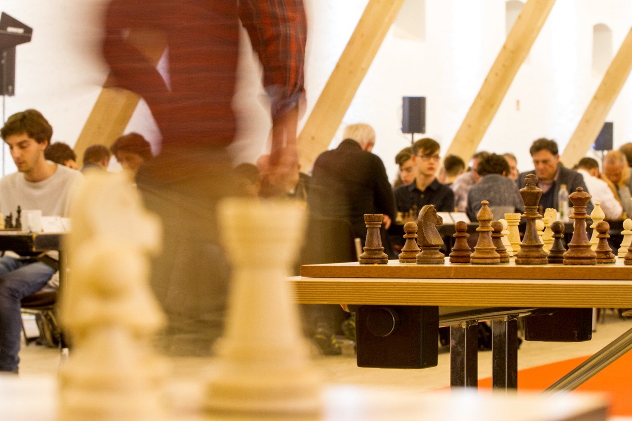 OIBM Schachmeisterschaft 2019, © Thomas Müller