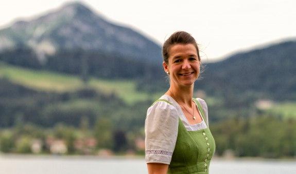 Heimatführerin Elisabeth Liedschreiber, © Thomas Müller