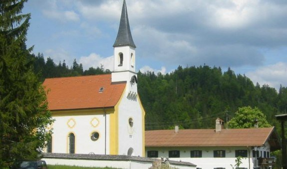 Kirche Mariä Heimsuchung Glashütte, © Tourist-Information Kreuth