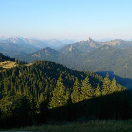 Bergpanorama, © im-web.de/ Tourist-Information Kreuth