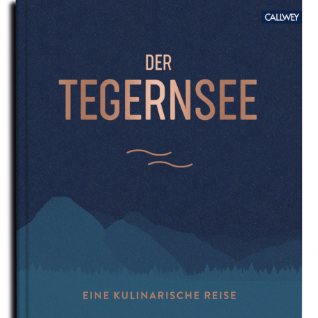 Cover Kochbuch, © Callwey