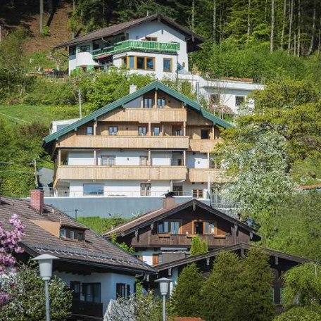 WiesseeChalet, Ostseite, © im-web.de/ Ferienwohnungen Tegernsee