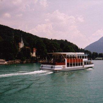 Bayerische Seenschifffahrt Tegernsee