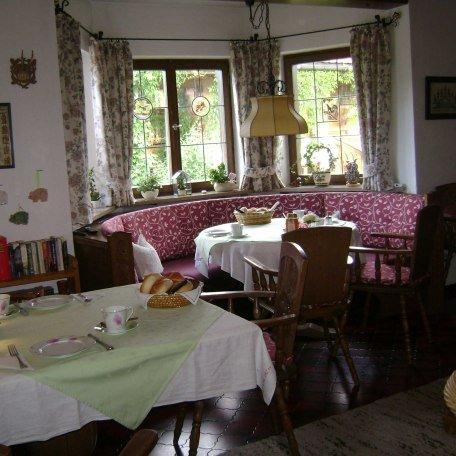 Frühstücksraum, © im-web.de/ Tourist-Information Gmund am Tegernsee