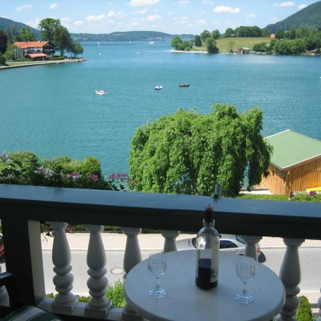 Herrlicher Seeblick, © im-web.de/ Tourist-Information Rottach-Egern