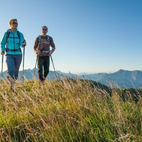 Gipfelglück am Hirschberg, Aktiv wandern Hirschberg, © Bernd Ritschel
