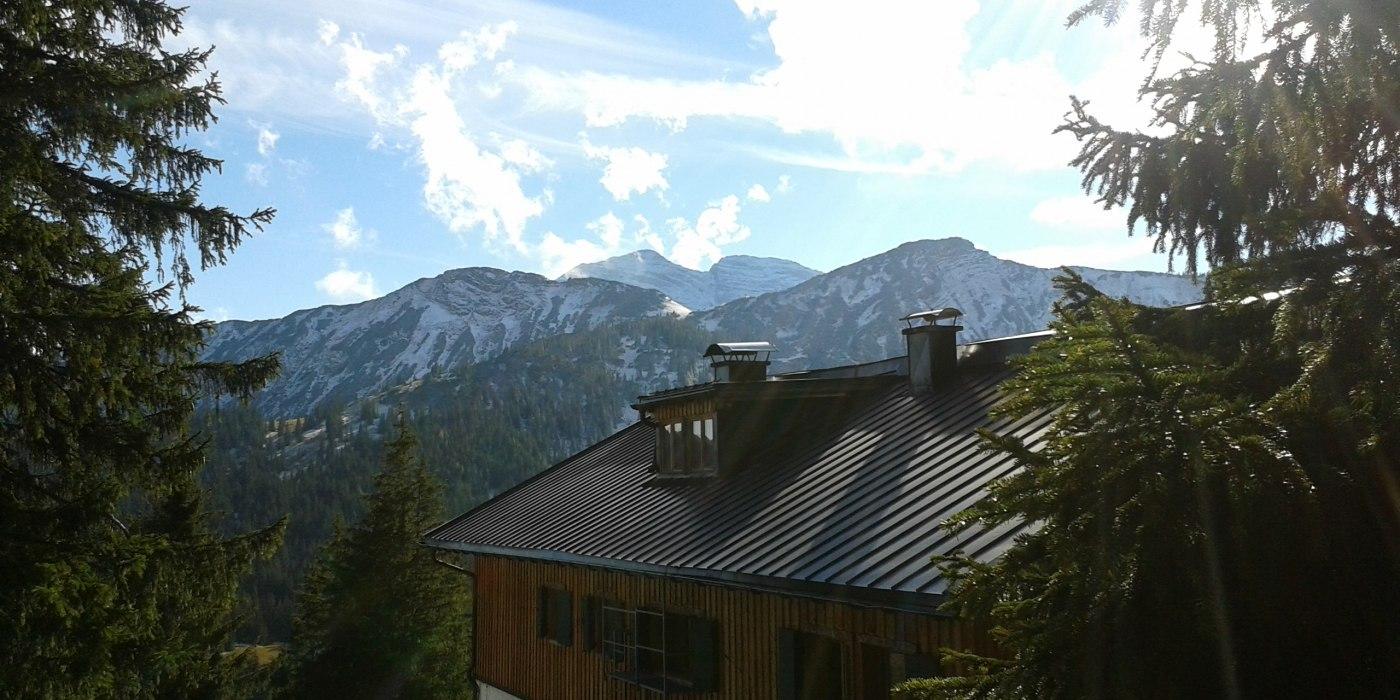 Guffert Hütte, © Beate Maischberger