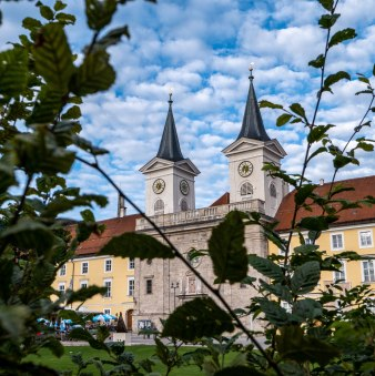 Ehemalige Klosterkirche - heutige Pfarrkirche St. Quirinus, © Isabelle Munstermann